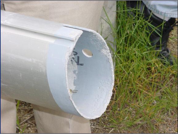 Mast Corrosion